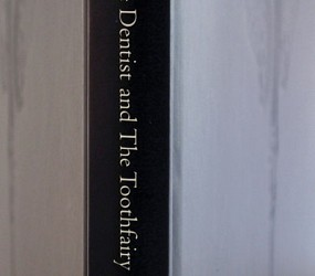 TAOH Book Hardcover Side