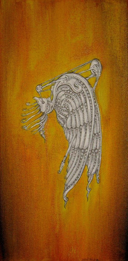 Angel prosthesis (2006)